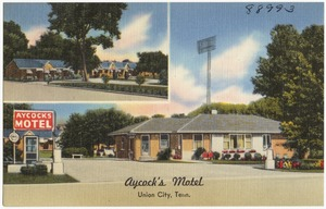 Aycock's Motel, Union City, Tenn.