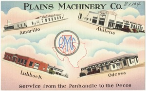 Plains Machinery Co.