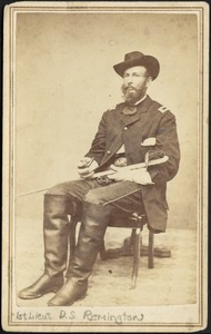 1st Lieut D. S. Remington