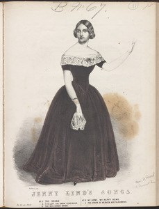 Jenny Lind's songs