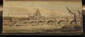 London Bridge with St. Paul's Cathedral in the background