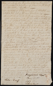 Deed of property in Truro sold to Shebna Rich and Matthias Rich of Truro by Henry Dyer and Benjamin Dyer of Provincetown, Truro