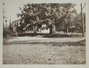Second View of 22 Weston Road, c. 1935.