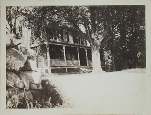 Second View of 31 Old Sudbury Road, c. 1935.