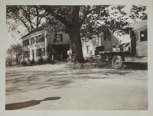 Second View of 109 Old Sudbury Road, c. 1935.