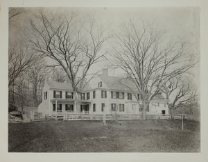 First view of 9 Baker Farm Road (c. 1887).