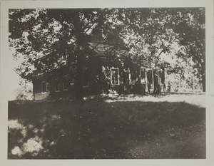Second view of 270 Concord Road (c. 1935).