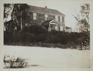 Second View of 47 Old Sudbury Road, c. 1935.