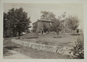 First View of 7 Lincoln Road, c. 1875.