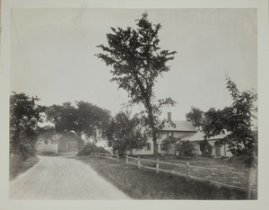 First view of Thomas Goble House (c. 1894).