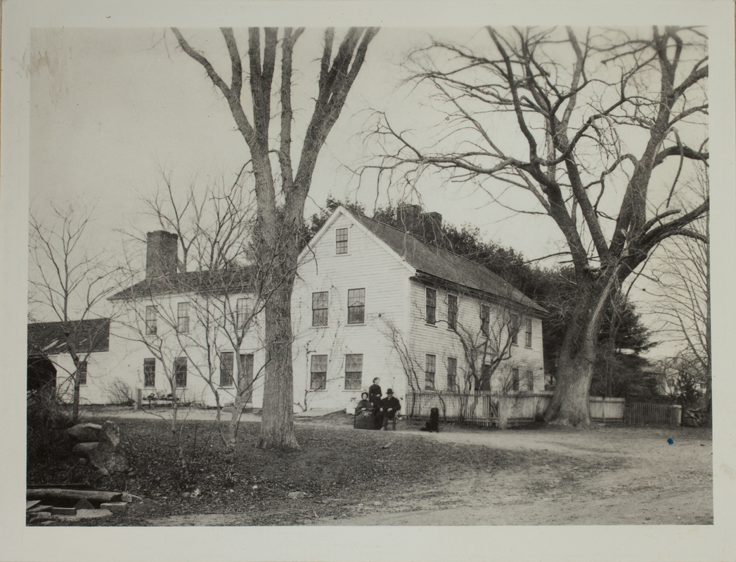 First view of 207 Concord Road (c. 1875).