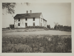 Second view of William Smith House, Minute Man National Historical Park, undated.