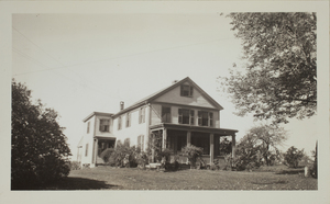 Second view of 8 Bedford Road, undated.