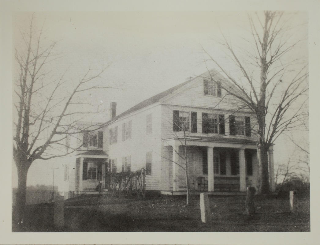 First view of 8 Bedford Road, undated.