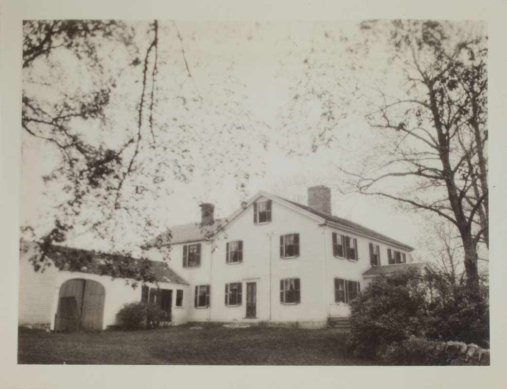 First view of 61 Bedford Road, c. 1890.