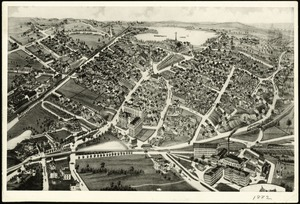 View of Wakefield, Mass., 1882