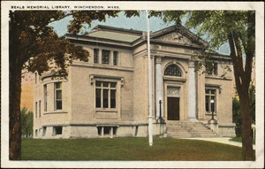 Beals Memorial Library, Winchendon, Mass.