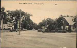 Main Street, Norwell, Massachusetts