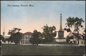The Common, Norwell, Mass.