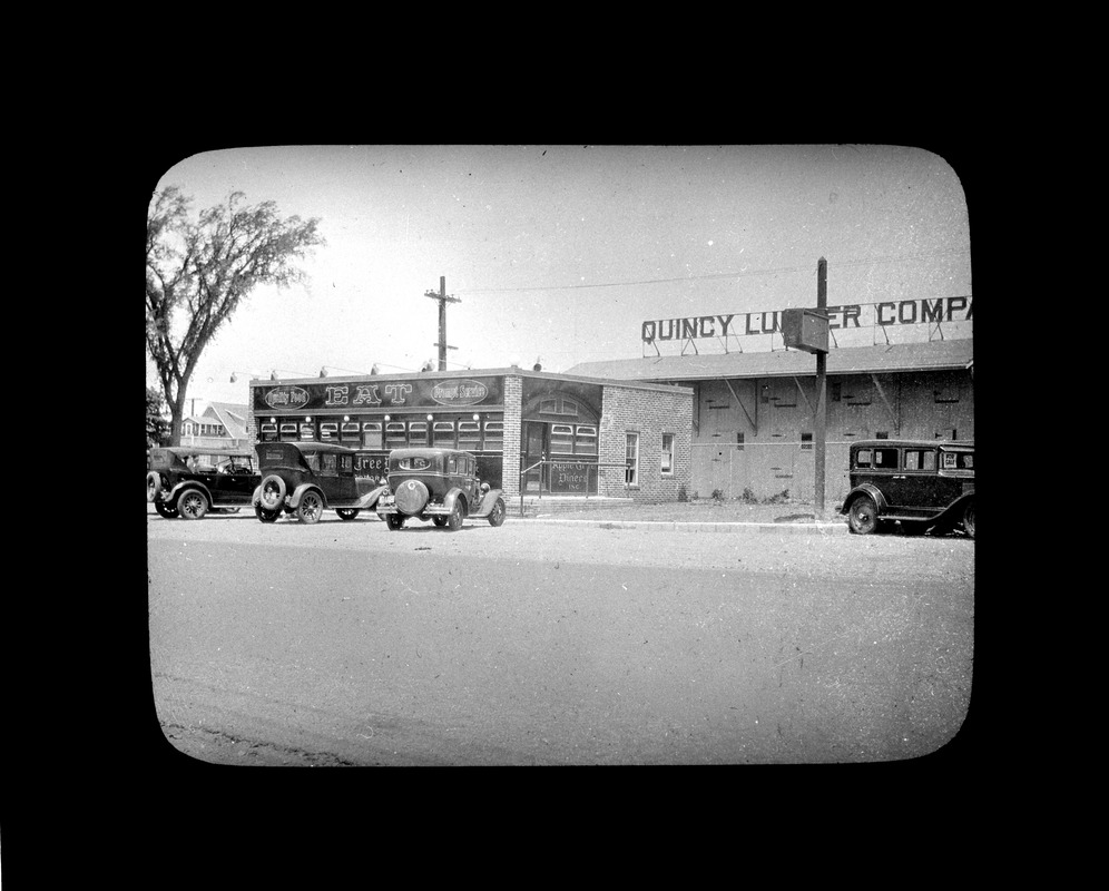 Appletree Diner and Quincy Lumber Company
