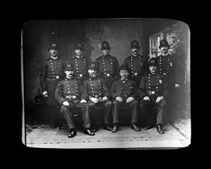 Permanent Police Force 1893