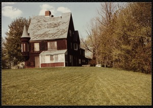 Villages of Newton, MA. Oak Hill. Bob Vila's This Old House - Bigelow House