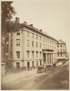 Old Tremont House/Tremont Street