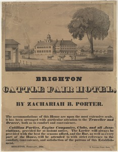 Cattle Fair Hotel, Brighton