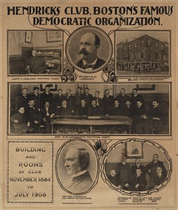 Hendricks Club, Boston's famous democratic organization