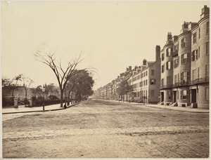 Beacon Street, looking west from corner of Charles Street