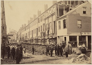 Church St. district alterations