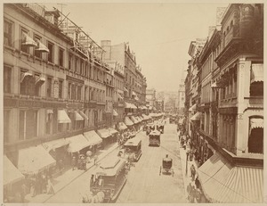 Boston, Mass. Washington St., about 1870