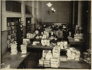 "Behind the scenes at the ""Central"" Library"