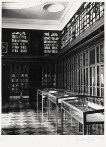 McKim building special collections room
