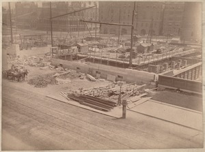 View of lot from Boylston St.