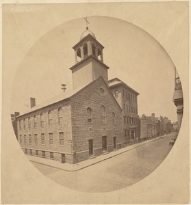 Old St. Mary's Church, Endicott ad Cooper Sts.