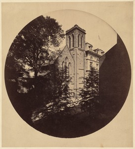 Church of the Saviour, Bedford St. (1845-77)