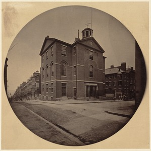 Phillips St. School, 1860