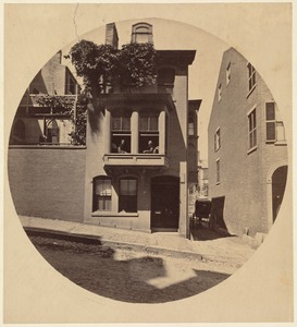 Dr. Buckminster Brown's House, Bowdoin St.
