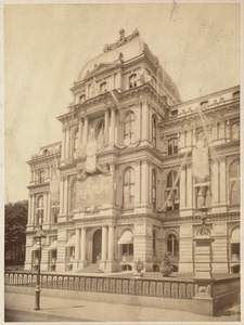 City Hall. July 4, 1876