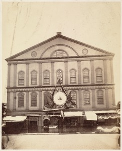 Faneuil Hall. Westerly Hall. July 4, 1876