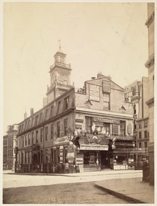 Old State House. July 4, 1876