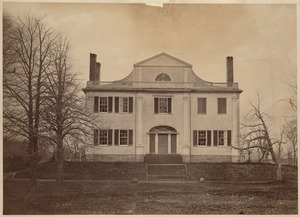 Houses: Old Dearborn House, Grove Hall, 1868