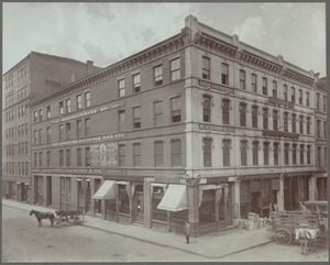 97 to 107 Pearl St. corner of High St.