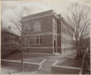 Unidentified school building