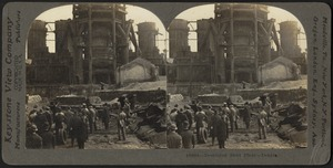 Destroyed steel plant - Denain