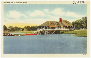 Yacht Club, Cohasset, Mass.