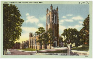 First Congregational Church, Fall River, Mass.