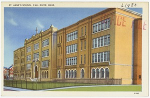 St. Anne's School, Fall River, Mass.