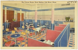 The Falcon room, Hotel Mellen, Fall River, Mass.